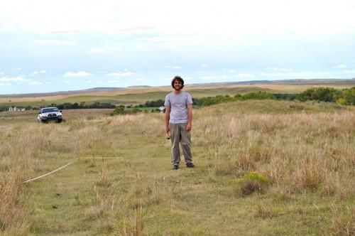 Hays area landscape